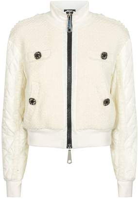 Pinko Embellished Bomber Jacket