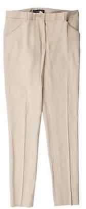 Dolce & Gabbana Mid-Rise Skinny Pants Beige Mid-Rise Skinny Pants