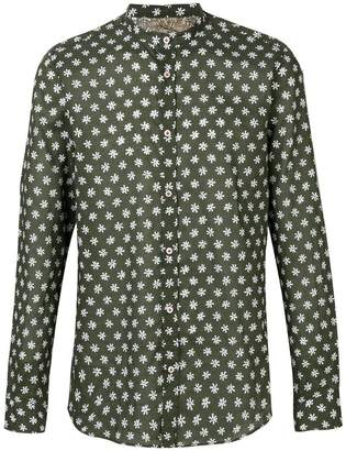 Manuel Ritz floral print shirt