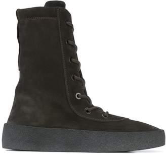 c2b7cf995fe Yeezy Suede crepe boot
