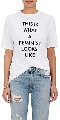 "Prabal Gurung Women's ""This Is What A Feminist Looks Like"" T-Shirt"
