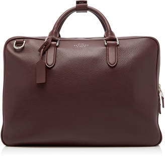 Smythson Burlington Soft Leather Briefcase