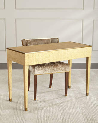 Global Views Ann Gish for D'oro Vanity Desk
