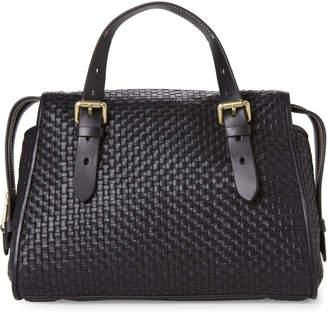 Cole Haan Loralie Weave Satchel Bag
