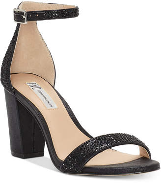 INC International Concepts I.n.c. Kivah Two-Piece Sandals, Created for Macy's Women's Shoes