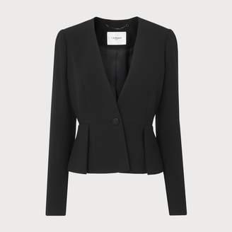 LK Bennett Eres Black Jacket