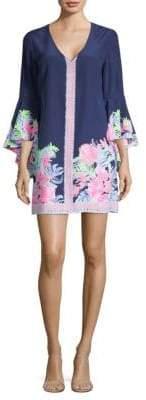 Lilly Pulitzer Rosalia Silk Dress