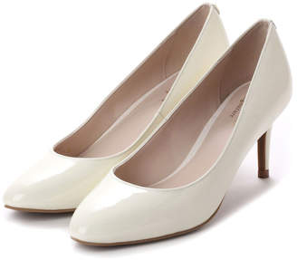 Cole Haan (コール ハーン) - コール ハーン COLE HAAN KELSEY PUMP 65 WP:IVORY PATENT