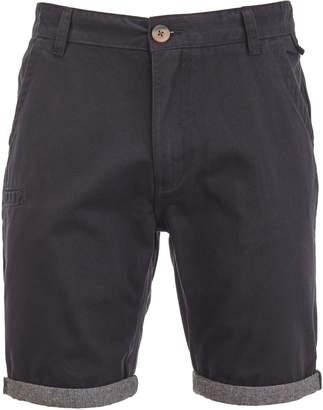 Brave Soul Men's Hansen Cham Chino Shorts