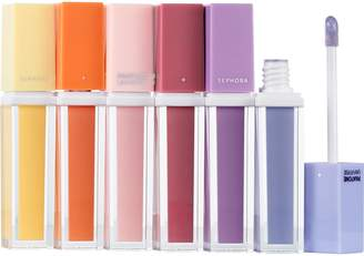 SEPHORA+PANTONE UNIVERSE Modern Watercolors Lip Gloss Set