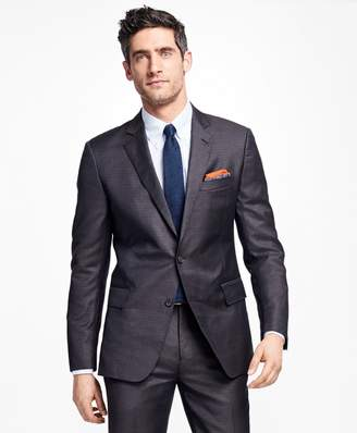 Brooks Brothers Regent Fit Tattersall 1818 Suit