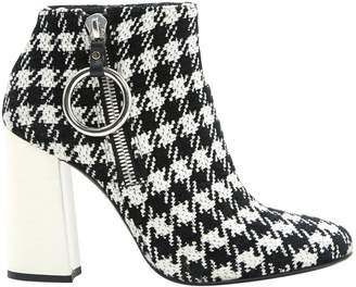 McQ Cloth ankle boots