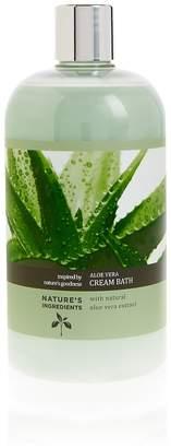 Alöe Nature's IngredientsMarks and Spencer Vera Bath Cream 500 ml