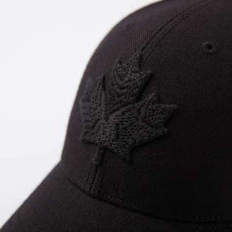 Roots Mens Modern Leaf Baseball Cap