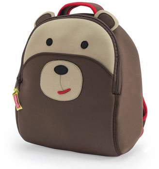 Dabbawalla Bags Preschool and Toddler Bear Backpack