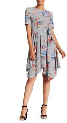 Eva Franco Ezra Printed Dress