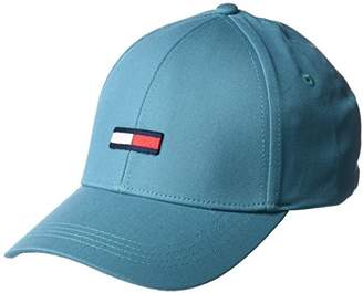 bebec69e Tommy Hilfiger Tju Flag Cap M Baseball (Green Blue Slate 334), One (
