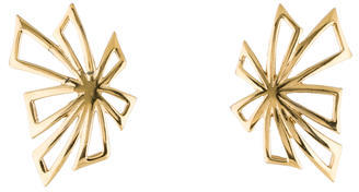 Givenchy Givenchy Fireworks Clip-On Earrings