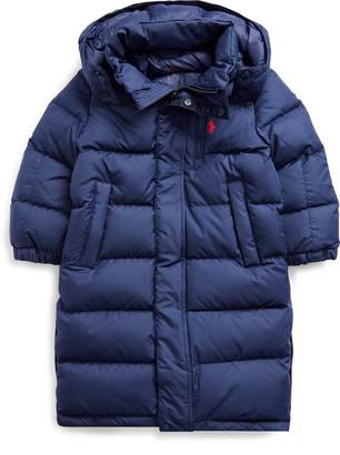 Ralph Lauren Down Hooded Coat