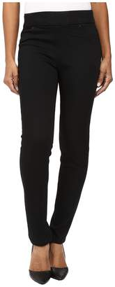 Liverpool Petite Sienna Leggings Pull-On in Indi Overide Black Women's Jeans