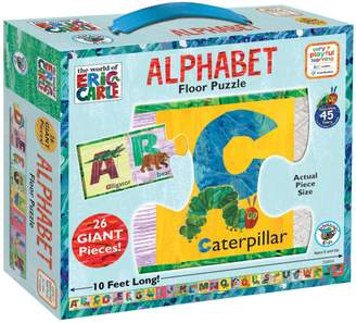 Eric Carle Bepuzzled The World of 26-pc. Alphabet Floor Puzzle by BePuzzled