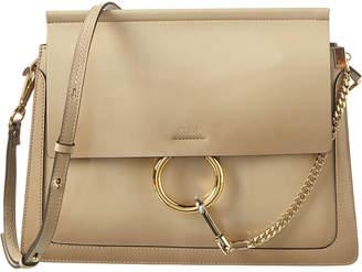 Chloé Faye Patent Shoulder Bag