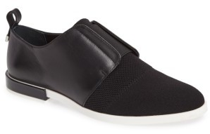 Women's Calvin Klein Pixie Laceless Oxford $118.95 thestylecure.com