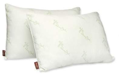 2-Pack Rayon From Bamboo Infused Pillows