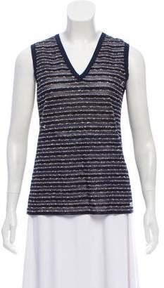 Chanel Paris-Dubai Knit Top