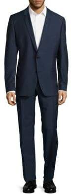 Strellson Textured Wool Suit