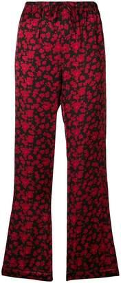 Love Stories floral print pyjama trousers