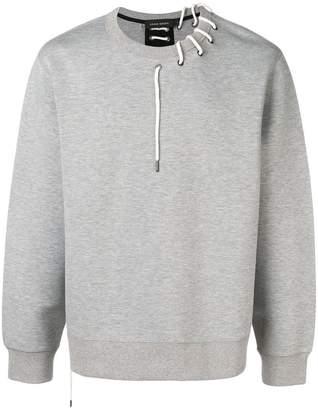 Craig Green drawstring detail sweatshirt
