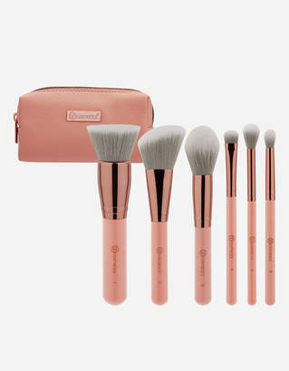 Bh Cosmetics 6 Piece Petite Chic Brush Set