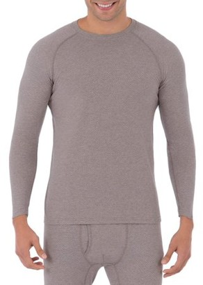 Fruit of the Loom Men's Breathable Thermal Crew