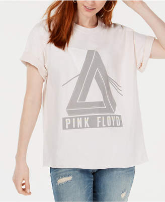 True Vintage Cotton Pink Floyd Graphic T-Shirt