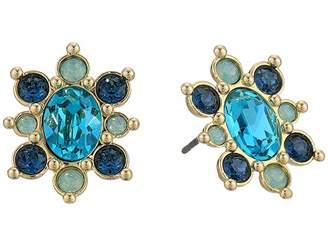 1c83197c2 Swarovski Lucky Goddess Star Pierced Earrings