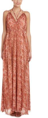 Escada Sport Silk Maxi Dress