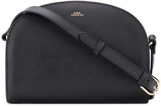 A.P.C. Sac Demi-lune crossbody bag