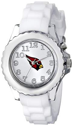"Game Time Youth NFL-FLW-ARI ""Flash White"" Watch -"