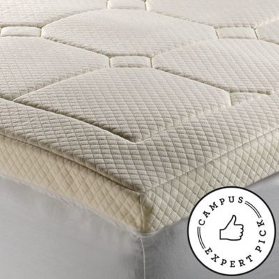 Therapedic Luxury Quilted Deluxe 3-Inch Memory Foam California King Bed Topper
