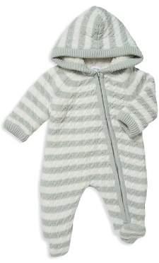 Angel Dear Unisex Sherpa-Lined Knit Footie - Baby