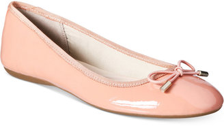 Alfani Women's Step 'N Flex Aleaa Ballet Flats, Only at Macy's Women's Shoes $69.50 thestylecure.com