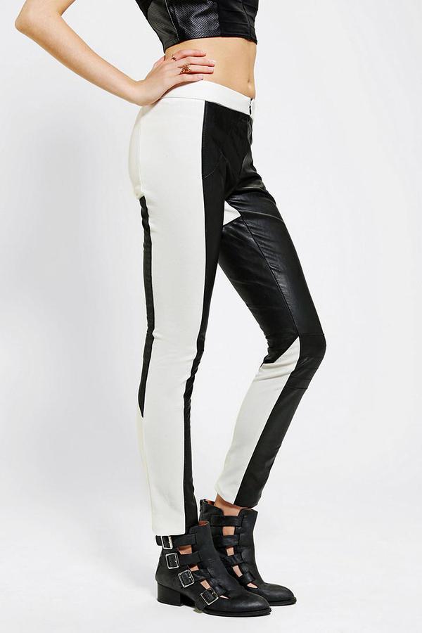 Alice Ritter Piplette By Vegan Leather Legging