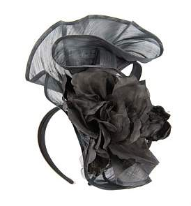 Fillies Collection Oversize Fascinator W Flower
