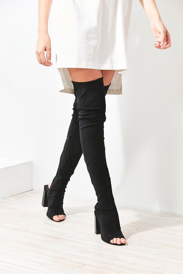 Jeffrey Campbell Jeffrey Campbell Capricorn Over-The-Knee Boot