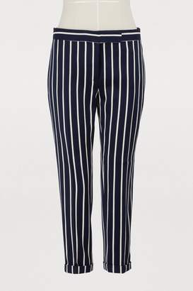 Thom Browne Wool striped trousers
