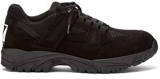 Maison Margiela Security suede low-top trainers