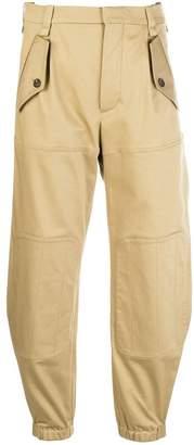 Chloé cropped jodhpur trousers