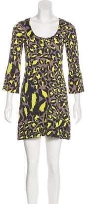Diane von Furstenberg Silk Laetita Dress