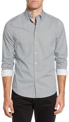 Gant Town Slim Fit Nordic Geo Print Sport Shirt